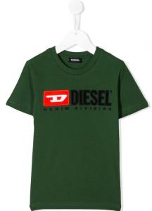 T-shirt Diesel Verde