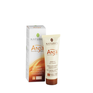 NATURE'S ARGA' crema viso CC Cream