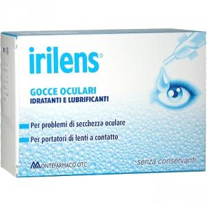 Irilens 0,4% 15 flaconcini idratanti e lubrificanti