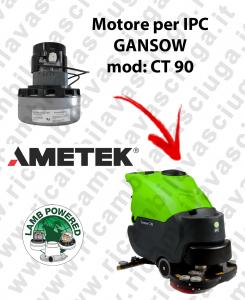 CT 90 BT 85 Lamb Ametek vacuum motor di aspirazione for scrubber dryer IPC GANSOW (2° edizione)