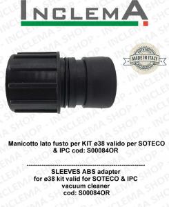 Manicotto lato fusto für KIT ø38 gültig für SOTECO & IPC cod: S00084OR