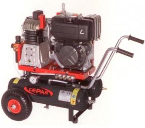 Compressore Diesel Lombardini Lt/minuto 550