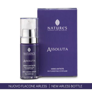 NATURE'S ASSOLUTA siero antiet\u00e0