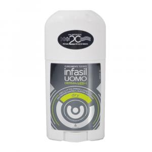 Infasil Deodorante stick uomo Dry 40 ml