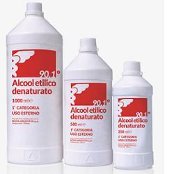 Alcool Etilico 90.1°