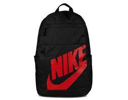 Zaino Nike Elementl 2.0 Black/Red BA5876/010