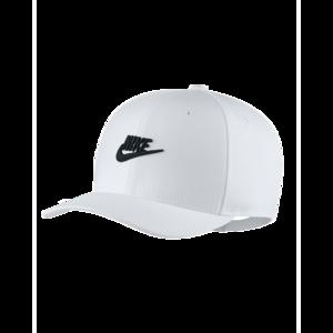 Berretto Nike White Logo Taglia Unica Regolabile AV6720/100