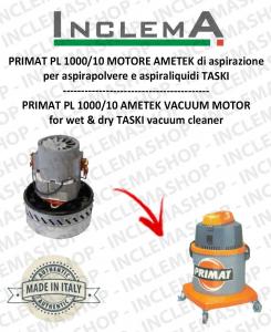 PRIMAT PL 1000/10 Ametek Vacuum Motor for vacuum cleaner TASKI