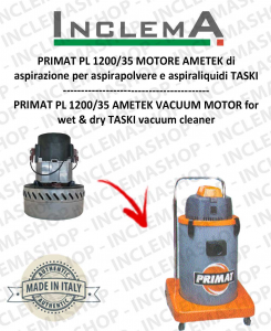 PRIMAT PL 1200/35 Ametek Saugmotor für Nass-trocken-sauger TASKI