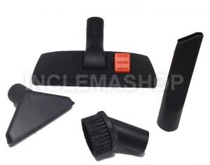 Zubehörsatz für Staubsauger IPC kit ø36 pennello, FUGENDÜSE, bocchetta, spazzola polvere-2