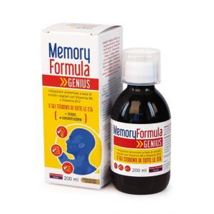 MEMORY FORMULA GENIUS  200 ml