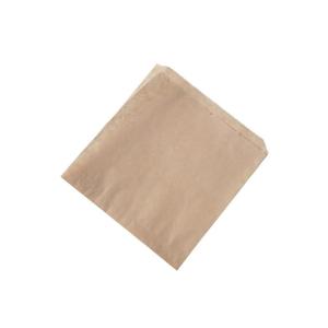 Sacchetti a tasca per panini e kebab in carta antiunto bio - 15x16cm