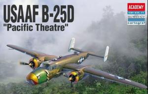 B-25D Pacific Theatre