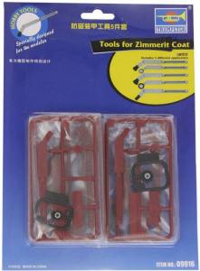 Tools for Zimmerit Coat