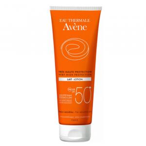 Avene  Latte Spf50+ 250ml