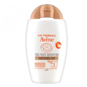 Avene Colorata Minerale Fluido Spf50+ 40ml