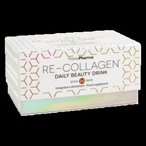 RE-COLLAGEN  contribuisce alla formazione del collagene 20 stick