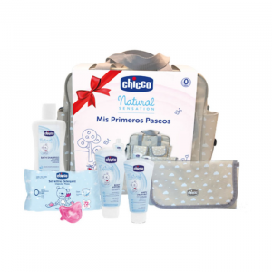 Chicco Mis Primeros Pasos Blue Shampoo & Bath Gel 200ml Set 5 Parti 2019