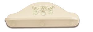 Mensola in legno Romantic Italbaby