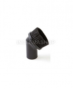 Round Brush for vacuum cleaner IPC & SOTECO valido for vacuum cleaner con kit ø36 replace cod: 00004 - SPPV28243