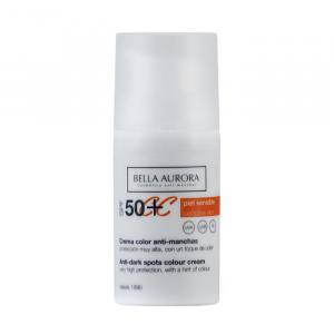 Bella Aurora Anti Dark Spot Colour Cream Spf50+ 30ml