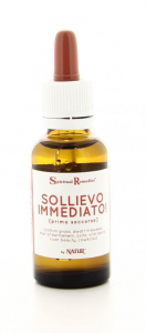 Natur Mix SOLLIEVO IMMEDIATO! (primo soccorso) 30 ml