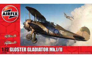 Gloster Gladiator Mk.I/Mk.II