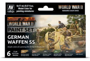 WWII German Waffen SS