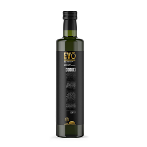 Raw 100% Italian Extra Virgin Olive Oil 0,75l