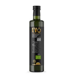 Olio Extravergine di Oliva Biologico 100% Italiano 0,25l