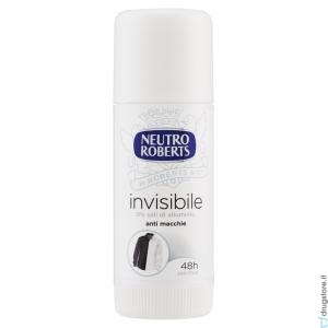 NEUTRO ROBERTS Invisible Deodorante Stick 40ml