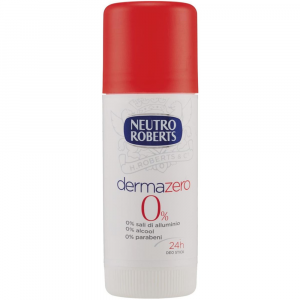 NEUTRO ROBERTS Dermazero Deodorante Stick 40ml