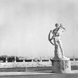 Stadio dei Marmi, Roma, 1953