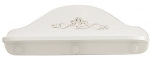 Mensola in legno magnifique lux Italbaby