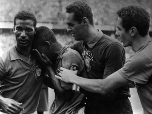 Il Brasile campione del mondo, 1958
