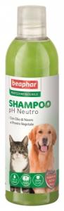 Beaphar Protezione naturale Shampoo antiparassitario per Cani e Gatti