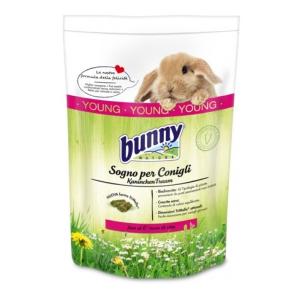 Bunny Sogno per conigli  Mangime completo per Conigli nani dal  6° mese di vita