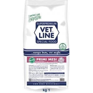 Vet Line Primi mesi Monoproteico  bufalo 1 Kg