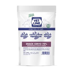 snack cervo Vet Line  80 gr