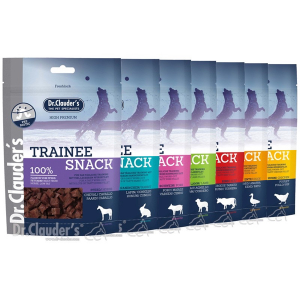 Trainee snack  anatra Dr Clauder's 80 gr