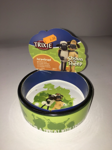 Trixie Ciotola in ceramica  Shaun The sheep 0,3 l