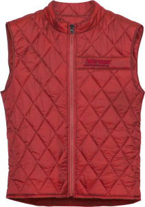 Gilet termico Dainese72 DUNES Rosso pompeiano