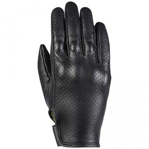 Guanti moto donna pelle estivi Ixon RS SUN AIR 2 nero