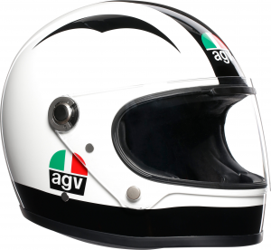 Casco integrale AGV Legends X3000 Limited Edition NIETO TRIBUTE in fibra