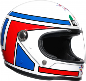 Casco integrale AGV Legends X3000 REPLICA LUCKY