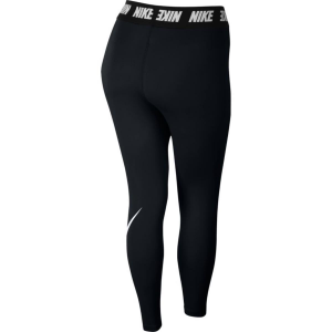 Leggings Nike Con Scritta Black/White AH3362/010