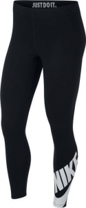 Leggings Nike Just Do It Logo Black/White AR3507/010