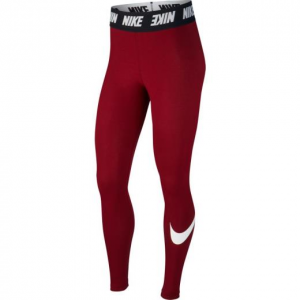 Leggings Nike Bordeaux/White AH3362/677