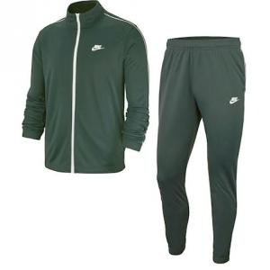 Tuta Nike Standard Fit Con Cerniera Green BV3034/370
