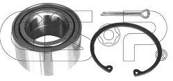 Kit cuscinetto ruota anteriore Hyundai Accent,Atos, Coupe